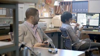 Samsung Galaxy Note II TV Spot, 'Unicorn Apocalypse' Featuring Josh Brener - Thumbnail 2