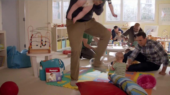 Huggies Little Movers TV Spot 'Daddy Daycare'  - Thumbnail 1