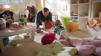 Huggies Little Movers TV Spot 'Daddy Daycare'  - Thumbnail 2