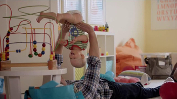 Huggies Little Movers TV Spot 'Daddy Daycare'  - Thumbnail 3