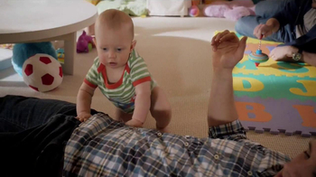 Huggies Little Movers TV Spot 'Daddy Daycare'  - Thumbnail 5