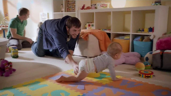 Huggies Little Movers TV Spot 'Daddy Daycare'  - Thumbnail 7