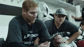 Verizon TV Spot, 'NHL GameCenter' Featuring Matt Greene - Thumbnail 2