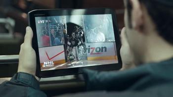 Verizon TV Spot, 'NHL GameCenter' Featuring Matt Greene - Thumbnail 8