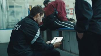 Verizon TV Spot, 'NHL GameCenter' Featuring Matt Greene - Thumbnail 9