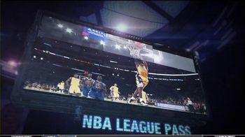 NBA League Pass TV Spot, 'Don't Miss a Minute'