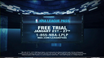NBA League Pass TV Spot, 'Don't Miss a Minute' - Thumbnail 6