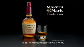 Maker's Mark TV Spot, 'No Hype' Featuring Jimmy Fallon - Thumbnail 9