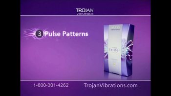 Trojan Vibrating Twister TV Spot, 'Pleasureville' - Thumbnail 7