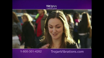 Trojan Vibrating Twister TV Spot, 'Pleasureville' - Thumbnail 8