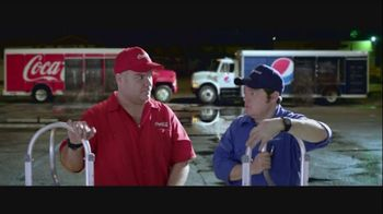 SodaStream TV Spot, 'Coca-Cola and Pepsi Delivery'