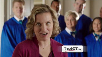 TaxACT TV Spot, 'Choir' - Thumbnail 5
