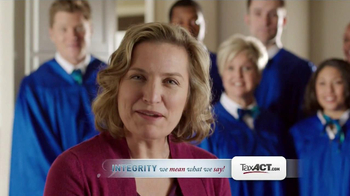 TaxACT TV Spot, 'Choir' - Thumbnail 6