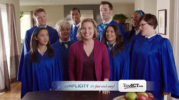 TaxACT TV Spot, 'Choir' - Thumbnail 7