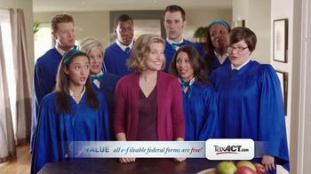TaxACT TV Spot, 'Choir' - Thumbnail 8
