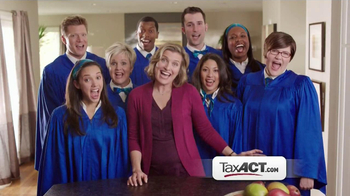 TaxACT TV Spot, 'Choir' - Thumbnail 9