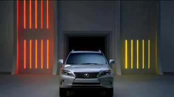 2013 Lexus RX 350 AWD TV Spot, 'Turn the Page' - Thumbnail 2