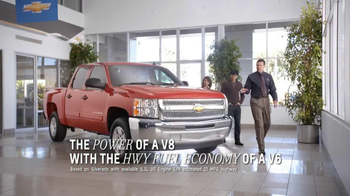 Chevrolet TV Spot, 'Presidents' Day Candidates' - Thumbnail 4