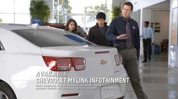 Chevrolet TV Spot, 'Presidents' Day Candidates' - Thumbnail 5