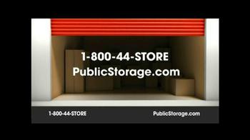 Public Storage TV Spot, 'Daughters Clothes' - Thumbnail 4