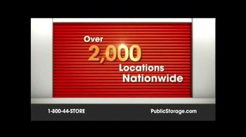 Public Storage TV Spot, 'Daughters Clothes' - Thumbnail 3