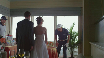 PGA Tour TV Spot, 'Wedding' - Thumbnail 3