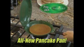 OrGreenic Flip Jack TV Spot
