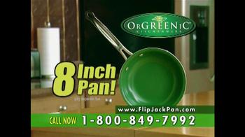 OrGreenic Flip Jack TV Spot - Thumbnail 9