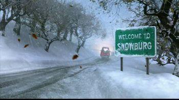 Michelin Stealth Wiper Blades TV Spot, 'Rainville, Snowburg'