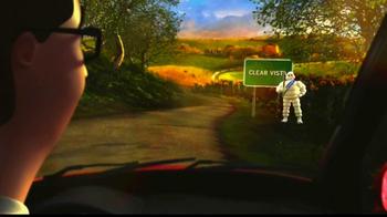 Michelin Stealth Wiper Blades TV Spot, 'Rainville, Snowburg' - Thumbnail 5