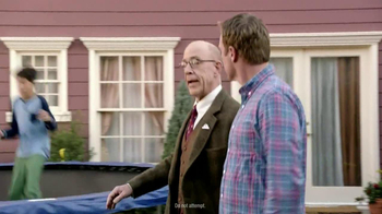 Farmers Insurance TV Spot, 'Smarter: Trampoline' - Thumbnail 5