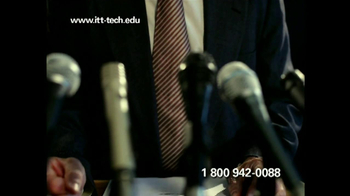ITT Technical Institute Opportunity Scholarship TV Spot - Thumbnail 1