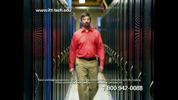 ITT Technical Institute Opportunity Scholarship TV Spot - Thumbnail 5