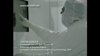 ITT Technical Institute Opportunity Scholarship TV Spot - Thumbnail 6