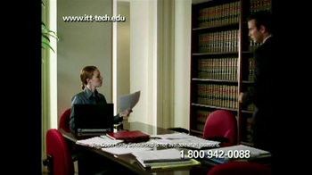 ITT Technical Institute Opportunity Scholarship TV Spot - Thumbnail 7