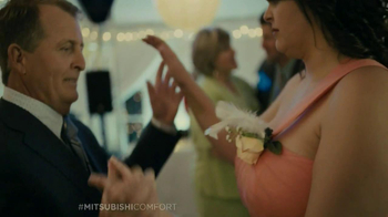 Mitsubishi Electric TV Spot, 'Dance Floor' Feat.  Fred Funk and Corey Pavin - Thumbnail 3