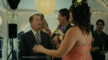 Mitsubishi Electric TV Spot, 'Dance Floor' Feat.  Fred Funk and Corey Pavin