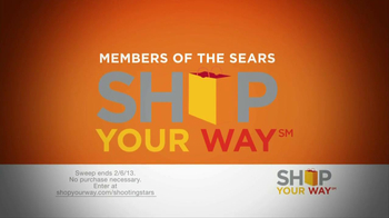 Sears Shop Your Way TV Spot, 'All-Star Houston Sweepstakes' - Thumbnail 1