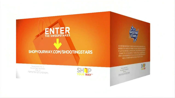 Sears Shop Your Way TV Spot, 'All-Star Houston Sweepstakes' - Thumbnail 5