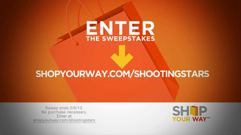 Sears Shop Your Way TV Spot, 'All-Star Houston Sweepstakes' - Thumbnail 4