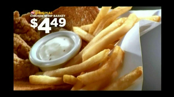 Dairy Queen Chicken Strip Basket TV Spot, 'InDQredible' - Thumbnail 2