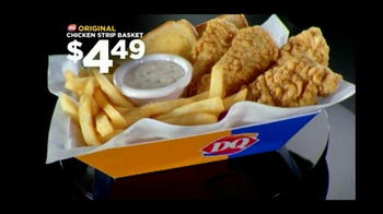 Dairy Queen Chicken Strip Basket TV Spot, 'InDQredible' - Thumbnail 3