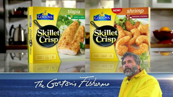 Gorton's Skillet Crisp TV Spot, 'Then and Now' - Thumbnail 8