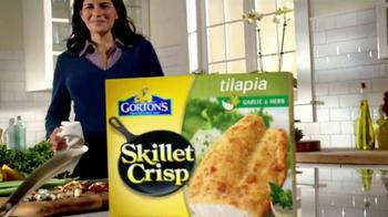 Gorton's Skillet Crisp TV Spot, 'Then and Now' - Thumbnail 2