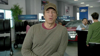 Ford Service TV Spot, 'Running Like New' Featuring Mike Rowe - Thumbnail 1