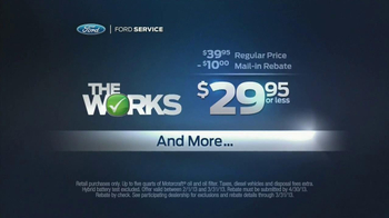 Ford Service TV Spot, 'Running Like New' Featuring Mike Rowe - Thumbnail 9