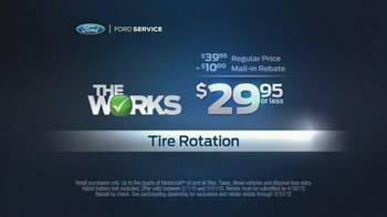 Ford Service TV Spot, 'Running Like New' Featuring Mike Rowe - Thumbnail 8