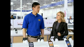 Best Buy Gift Card TV Spot, 'Phone Carriers' Featuring Amy Poehler - 2458 commercial airings