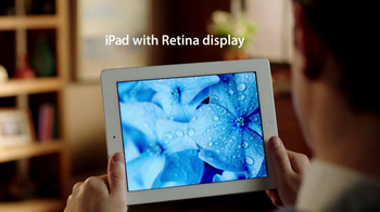 Amazon Kindle Fire HD TV Spot, 'iPad with Retina Display Comparison' - Thumbnail 1
