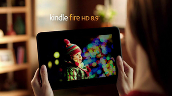 Amazon Kindle Fire HD TV Spot, 'iPad with Retina Display Comparison' - Thumbnail 3